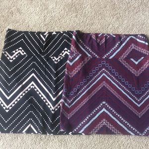 Charlotte Russe Bodycon skirts